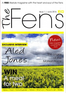 The Fens - May 2016