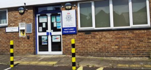 Whittlesey Police Station 160609